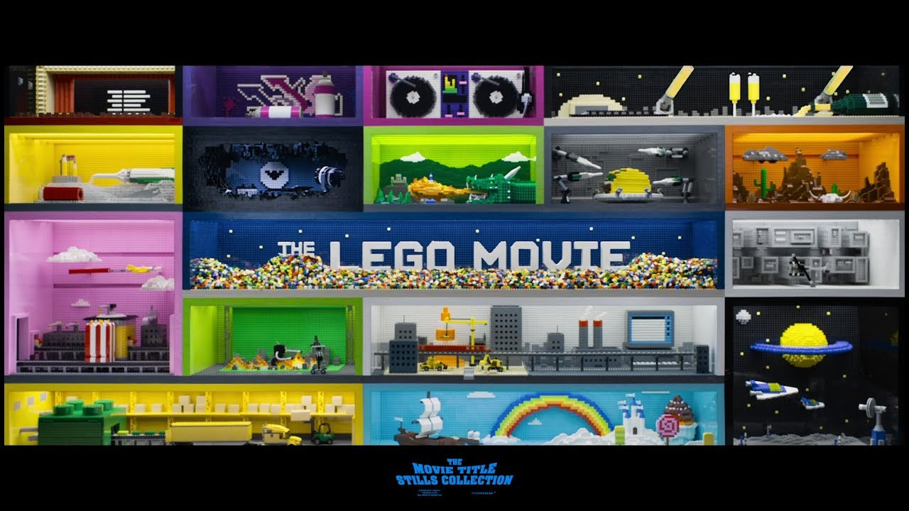 Download The Lego Movie (2014) Main-on-end titles