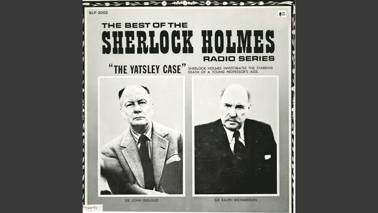 The Yatsley Case, Pt  12
