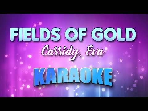 Cassidy, Eva - Fields Of Gold (Karaoke & Lyrics)