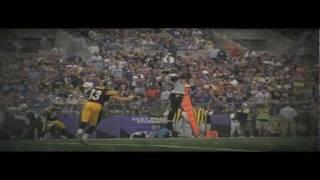 Baltimore Ravens Coming Home 2012 Playoffs