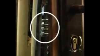 видео Как выбрать металлическую входную дверь, функции железных входных дверей.