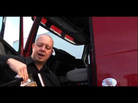 VTRUCK Dash Shelf For Semi Truck