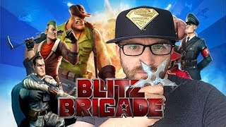 Du talent sur tablette ? (Blitz Brigade)
