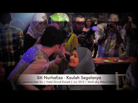 Siti Nurhaliza - Kaulah Segalanya