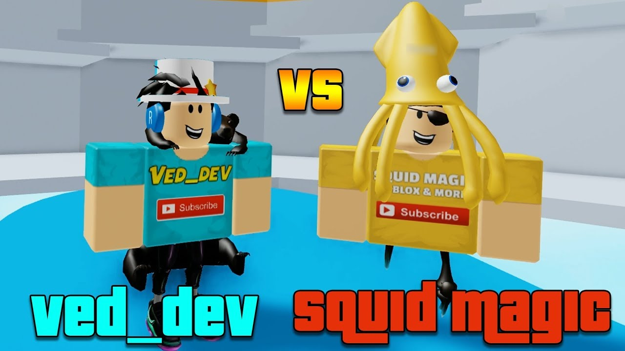 T Shirt Roblox Ved Dev Roblox Hack Money 1v1 With Squid Magic Tower Of Hell Roblox Youtube