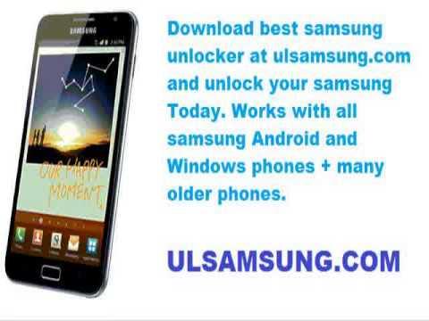 Samsung tracfone net10 t401g manual