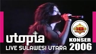 UTOPIA -  Lelah (LIVE KONSER SUlAWESI UTARA 2006) Mp3