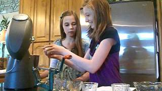 Easy Apple Cinnamon Muffins- Kitchen Day With Jalae- Part 1
