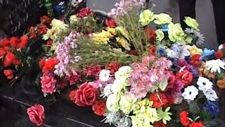 Могила Юрия Хоя(, 2011-11-26T16:00:29.000Z)