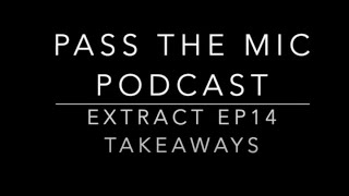The Power of Communities. Extract. Episode #14: Take-ways