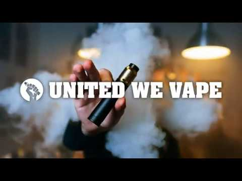 United We Vape News - Michigan House Bill 4996 Update
