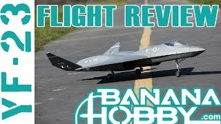 YF-23 BlitzRCWorks | Flight Review | EDF Fighter Jet | RCINFORMER