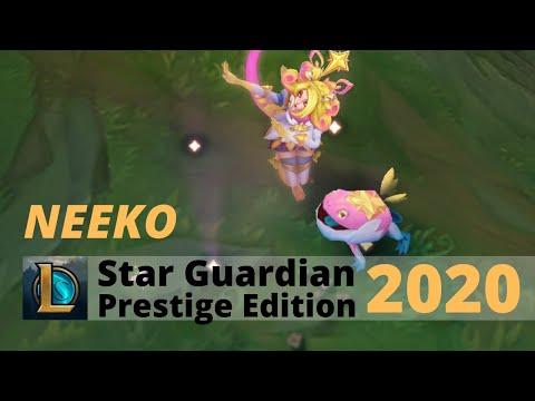 Star Guardian Neeko Prestige Edition 2020 - League Of Legends