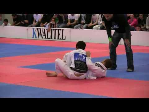 Ricardo Vieira vs Fernando Neto Stockholm Open BJJ 2009