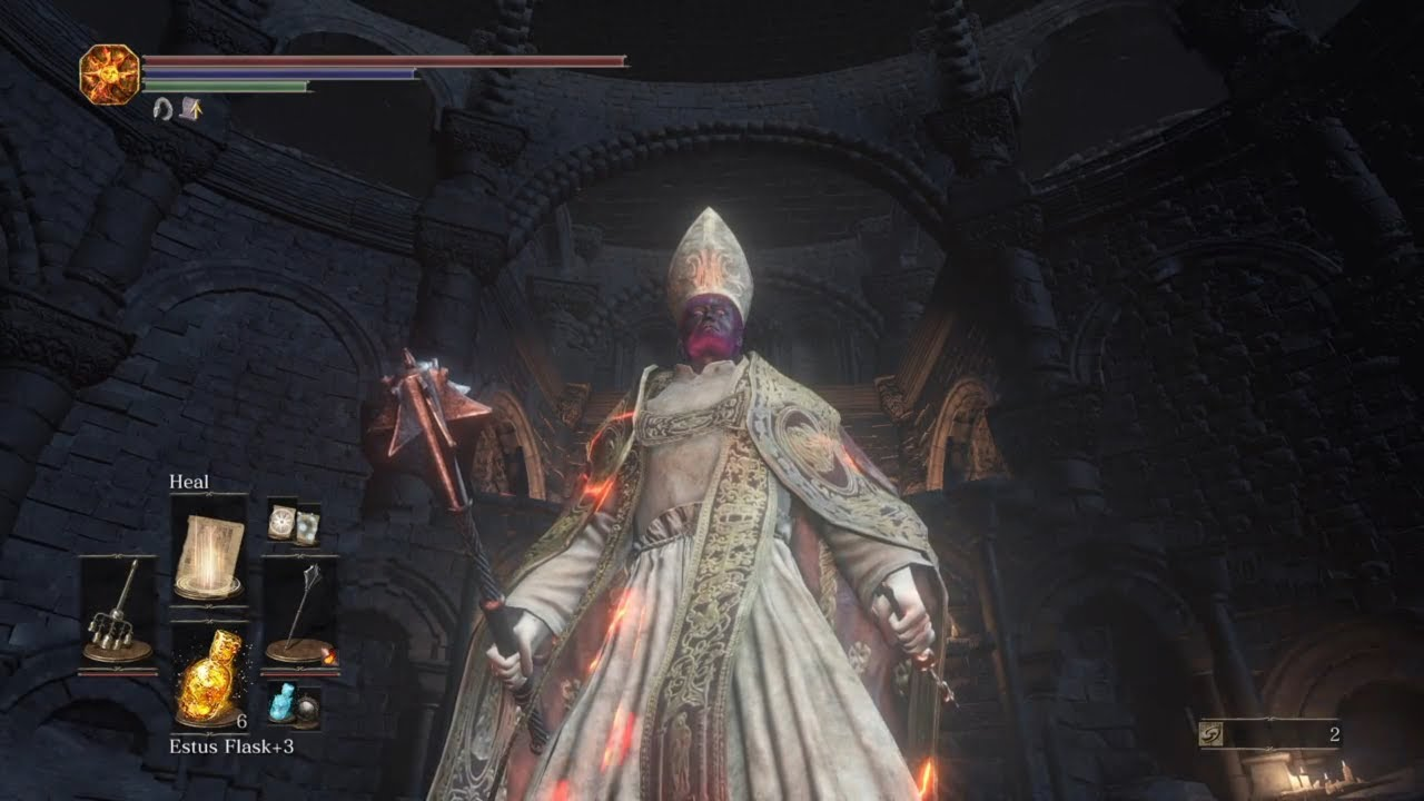 Cleric Build Dark Souls