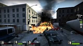 Left 4 Dead 2 Day Break - cap.1 EXPERTO!!! (Loquendo)