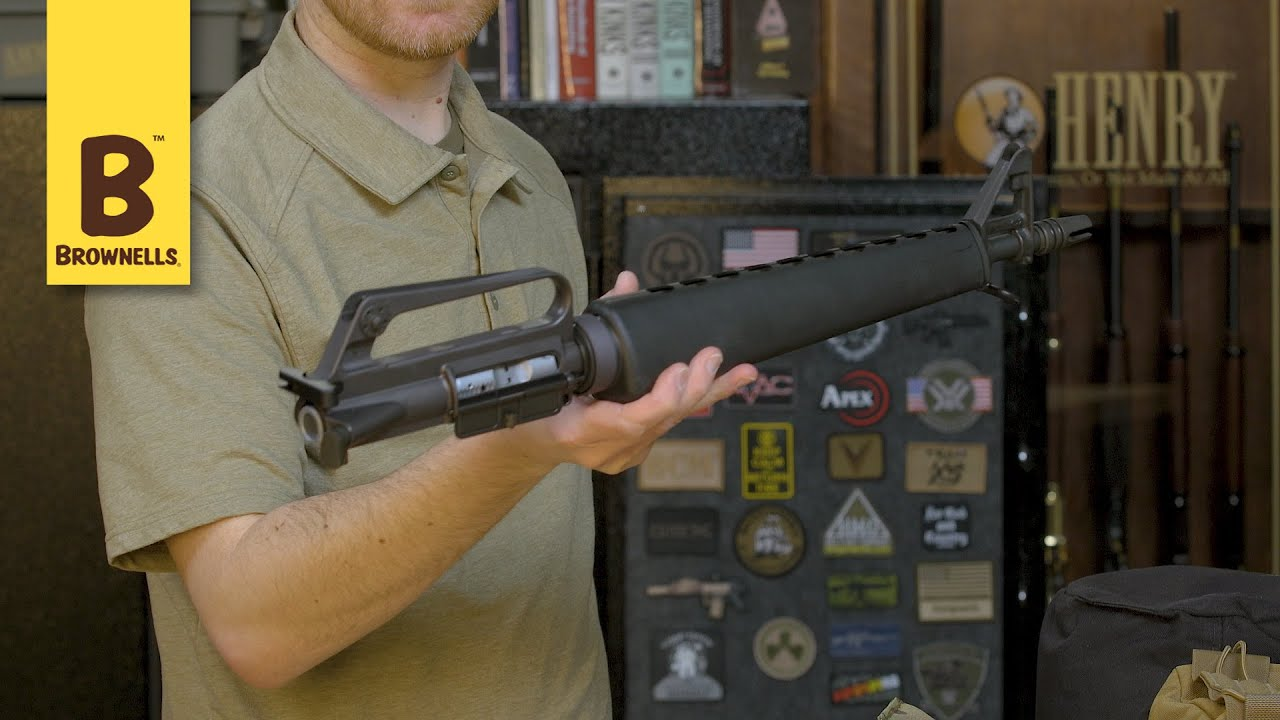 New Products: Brownells Retro Rifle™ Upper Receivers, WieBad Bags & MORE