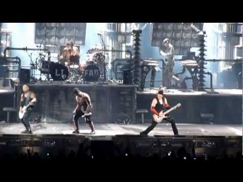 Rammstein - Du Hast [11.12.2010 - New York] (multicam by DarkSun) HD