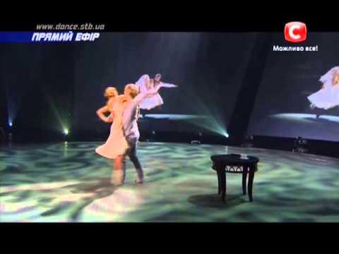 Танцуют все 6 сезон - Ирина и Дмитрий   Второй прямой эфир 06.12.2013