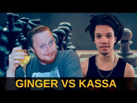 GingerGM vs. IM Kassa Korley - Split-Screen Commentary!