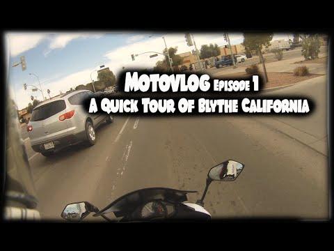 A Quick Tour Of Blythe California