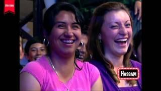 HASSAM / Rogelio Pataquiva / Frases Colombianas para viajar a EEUU / 2008