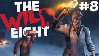 Лагерь ученых ● The Wild Eight #8