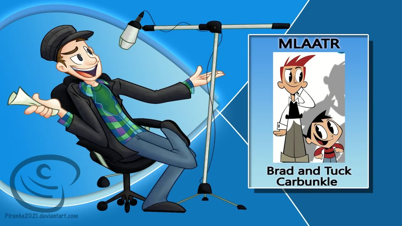 Brad And Tuck Voice Impression From Quot My Life As A