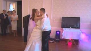 Свадебный танец-сюрприз Евгении и Николая (сезон 2011)