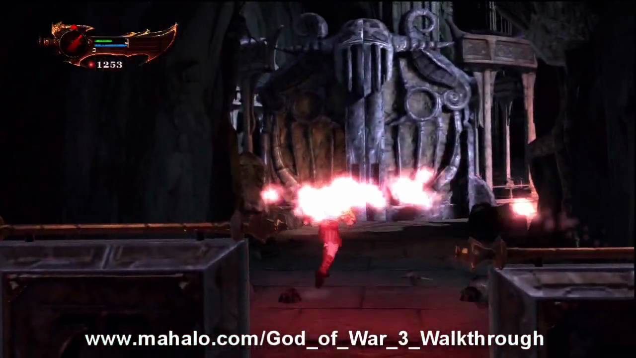 god of war iii walkthrough acquiring apollos bow part 1