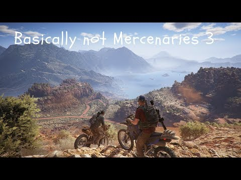 Wildlands is basically Mercenaries 3 (but not according to the comments)