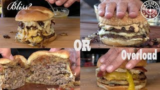 Burger Overload or Hamburger Bliss? | Which Burger Is Best?