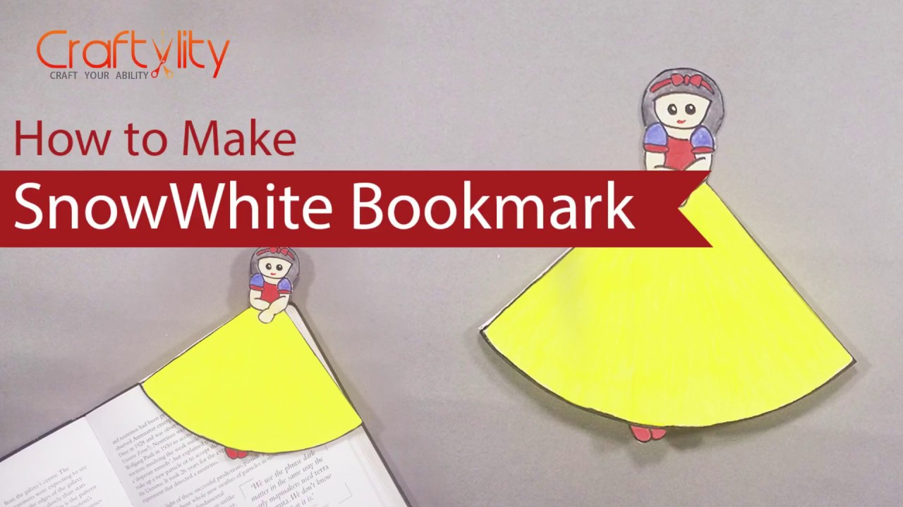 Craft How-to: Snow White