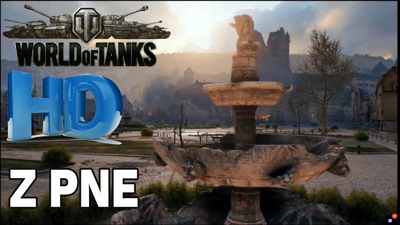 PIASZCZYSTA RZEKA – MAPY HD – World of Tanks