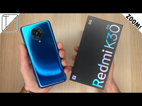 Redmi K30 Pro Zoom Edition UNBOXING and REVIEW!