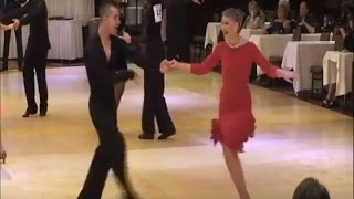 Dancing a la Carte 2016 - Waterford Ballroom - Newcomer - Pre-Bronze