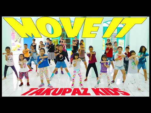 ZARA LEOLA - MOVE IT | DANCE BY TAKUPAZ KIDS