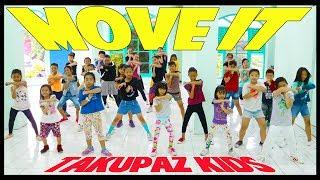 ZARA LEOLA - MOVE IT | DANCE BY TAKUPAZ KIDS