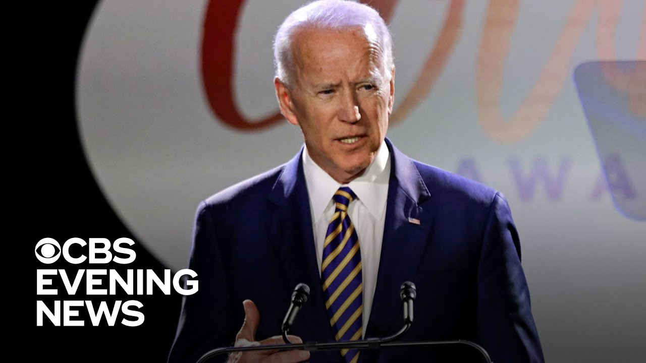 Nevada Democrat Lucy Flores says Biden behaved inappropriately with her