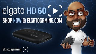 Elgato Game Capture HD60 Unboxing - 1080p 60fps + New Stream Command Feature