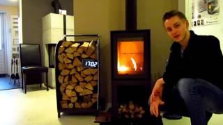 De stooktest van een houtkachel