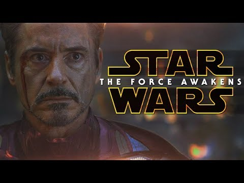 Avengers Endgame | Star Wars: The Force Awakens Style