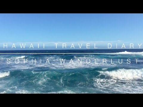 Hawaii Travel Diary - Maui, Honolulu & Kona | Sophia Wanderlust