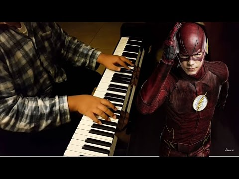 [CW's The Flash OST] Main Theme - Blake Neely (Piano Cover)