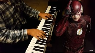 Скачать CW S The Flash OST Main Theme Blake Neely Piano Cover