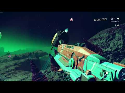 (MODDED) No Man's Sky - Finding the lost ships (Live stream)