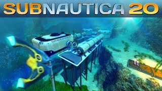 🌊 Subnautica #020 | Neue Base ausbauen | Gameplay German Deutsch thumbnail