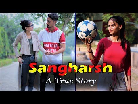 Sangharsh - एक सच्ची कहानी || Motivational Story || Don't Give Up || Fuk Re Indians