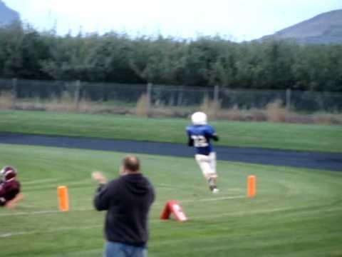 Warden Middle school Football 2010