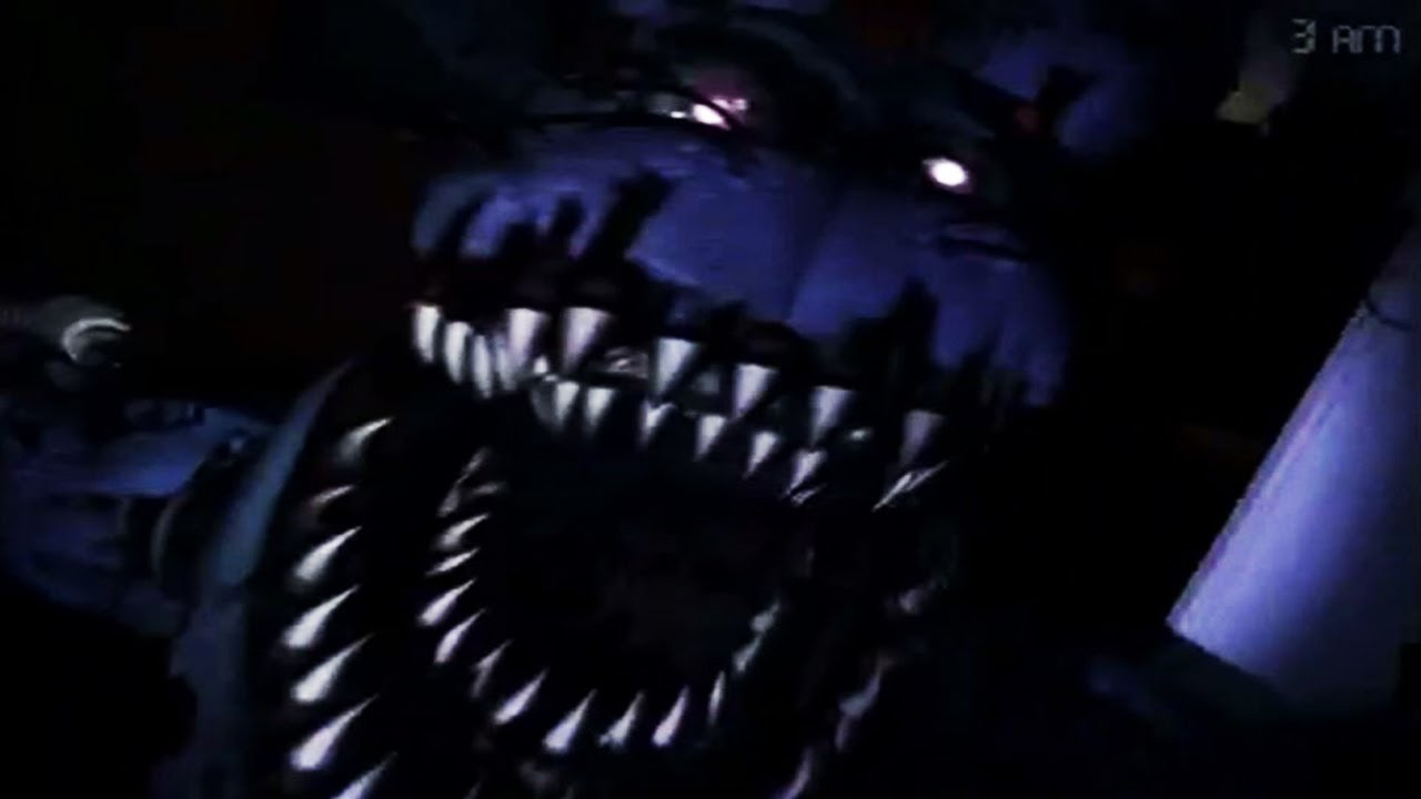 Five Nights at Freddy's 4: CAMERA'S EDITION